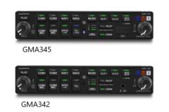 GARMIN – GMA342 / GMA345 – Audio Panel